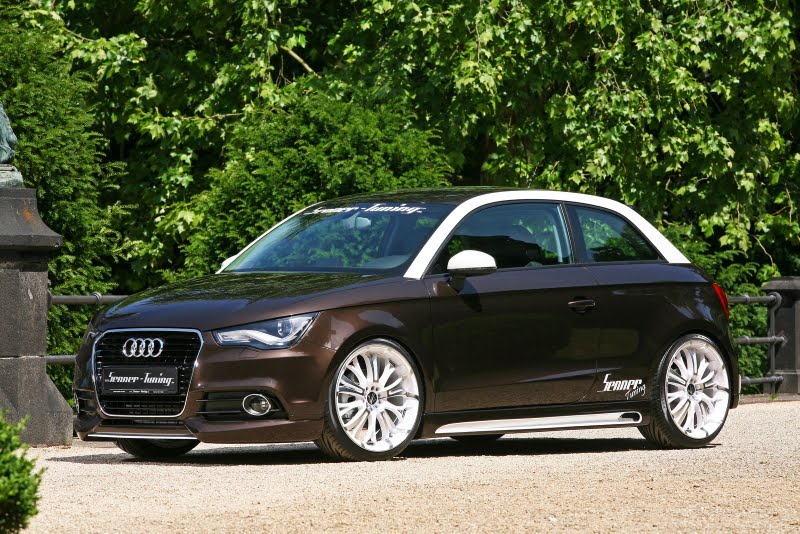 Zoom In Cars Senner Tuning Cooks Up Audi A1 1 4 Tfsi With