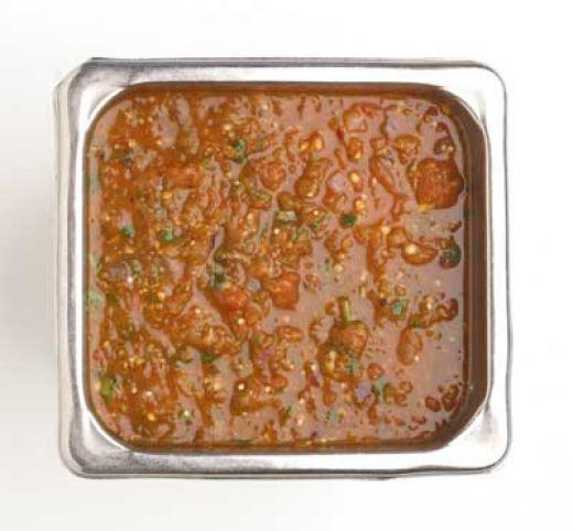 Chipotle Mexican Grill Copycat Recipes: Tomatillo Green-Chili Salsa ...