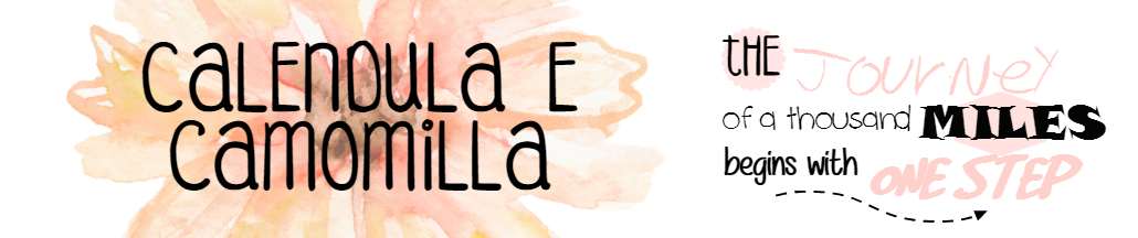 Calendula e Camomilla
