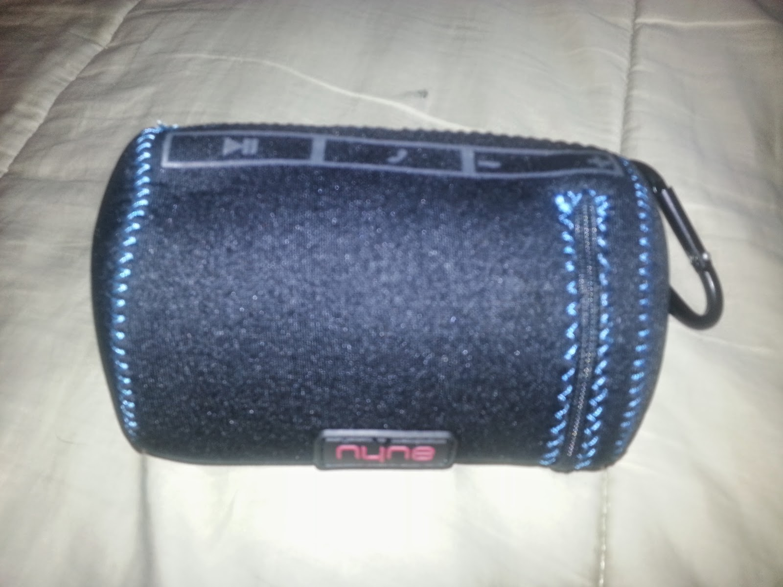 Nyne Mini Bluetooth Speaker Carrying Case