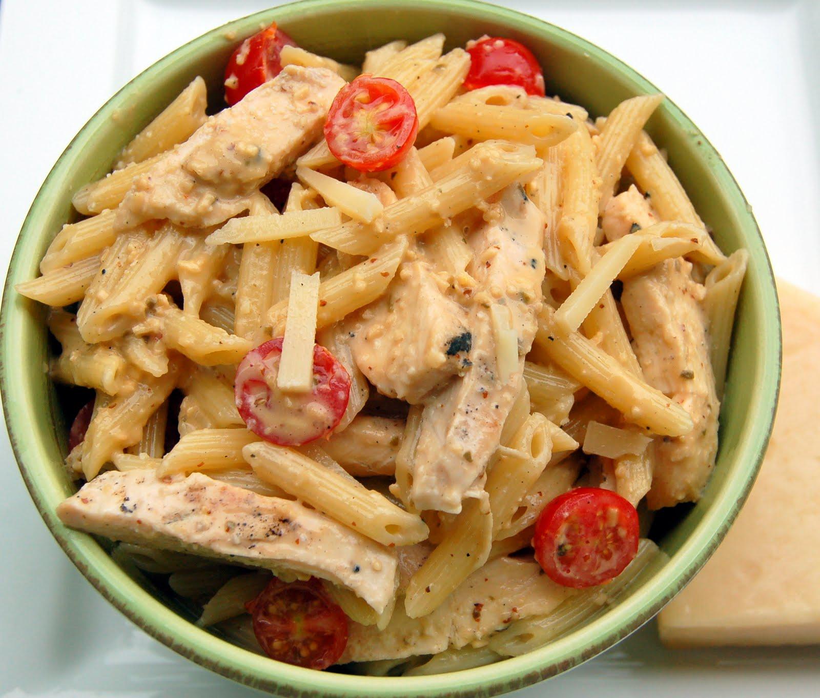 Recipe leftover pasta salad