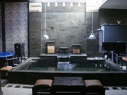 membuat kolam ikan koi   desain kolam minimalis