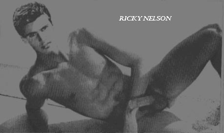Tits job ricky nelson nakes amazing,. such nice