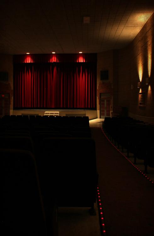 Monarch Theatre Interior Lobby Amp Cinema Editing Luke