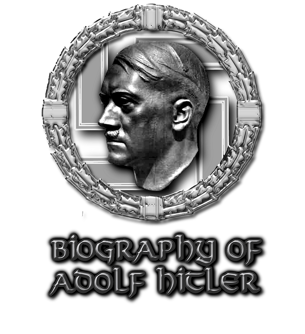 a brief biography of adolf hitler the leader of nazi party in germany He participated in november 1923 in adolf hitler's within the nazi party that purge strengthened hitler's control biography of heinrich himmler.
