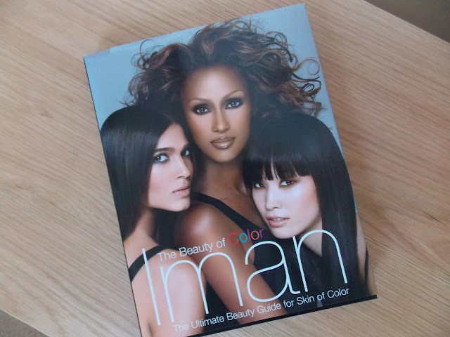Beauty of Color Iman