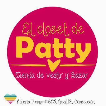El closet de Patty