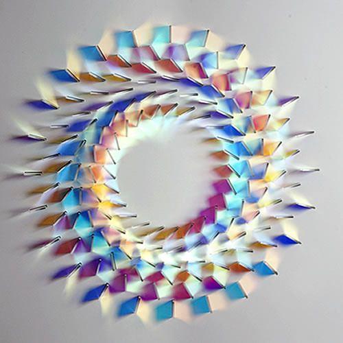 chris wood  GLASS & LIGHT ARTIST