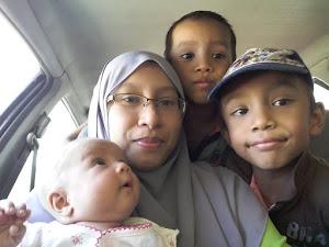PENGEDAR SHAKLEE ANDA (AFRIZA ABU HASAN)