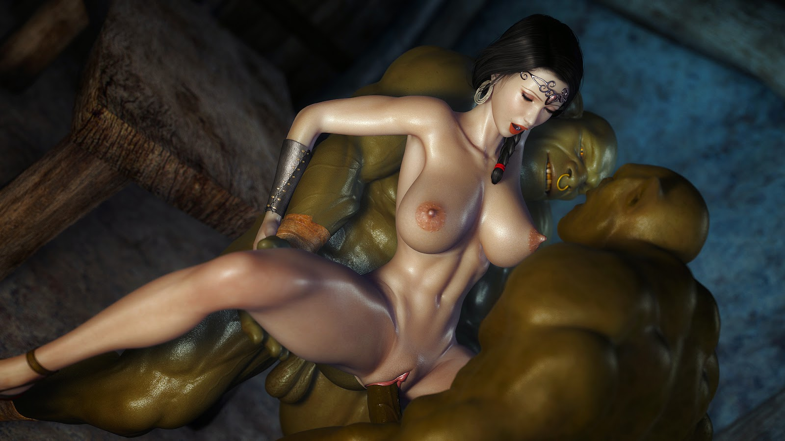 Secret of beauty orc ritual 2