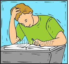 Write Problems you face while your studying.
