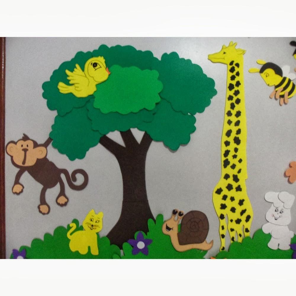 Decorar Sala De Kinder ~  en Sudamérica Algunas ideas de murales para decorar la escuela