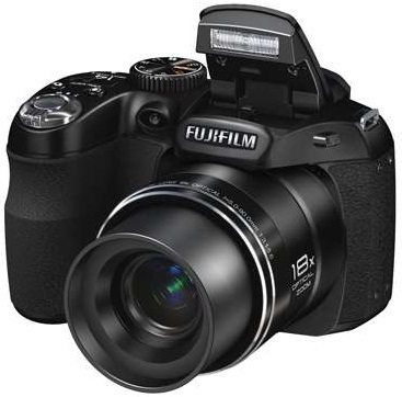 FujiFilm FinePix S2980 super-zoom launched in India at price of 12499INR