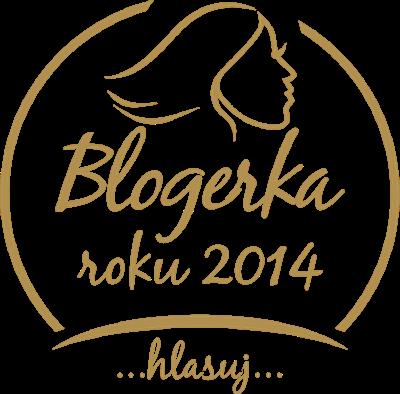 Hlasujte pro tento blog na Blogerce roku! Děkuji:)