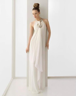 Vestidos de Novia Embarazada, parte 1