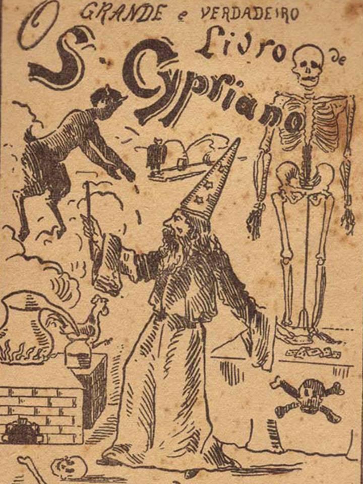 Resultado de imagen para libro de san cipriano
