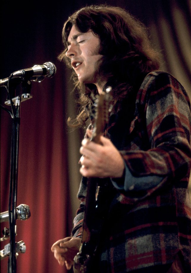 The One and Only Rory Gallagher