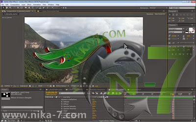 Adobe After Effects CS6 11.0.0.378 LS7 Gratis Full Version