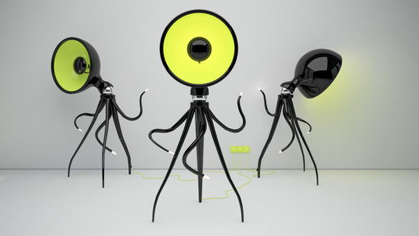 Creative Lamps From Various Designers