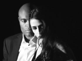 Marisa Monte e Anderson Silva