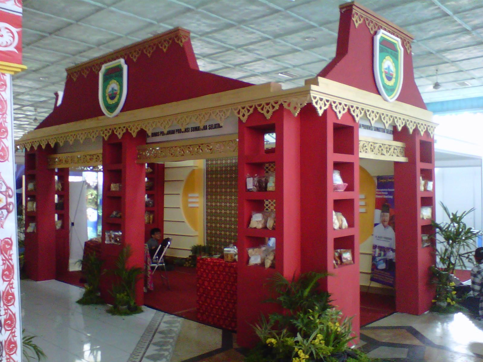 Dekorasi solo asmoro decoration booth booth pameran java for Asmoro decoration