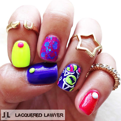 Shave Ice Nails