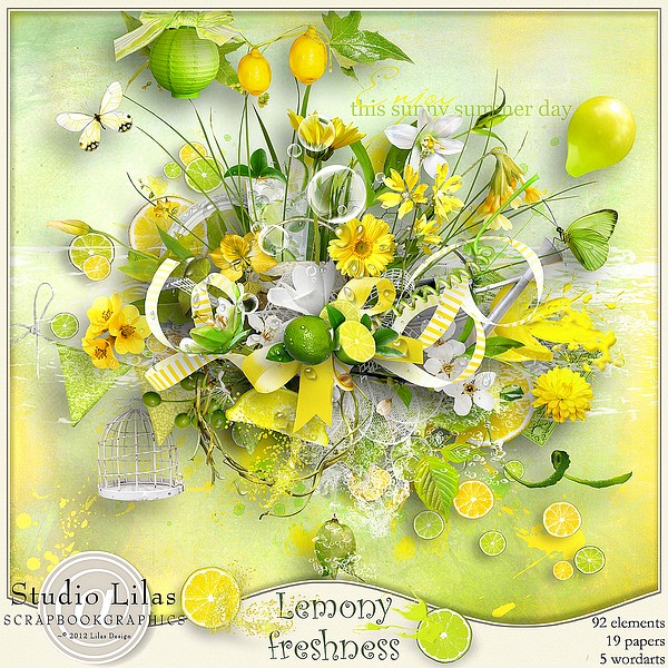 http://shop.scrapbookgraphics.com/Lemony-Freshness-Kit.html
