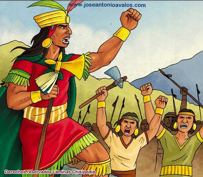 Spanish conquest of the Inca Empire  Wikipedia