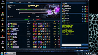 Morgana Best Match in League of Legends