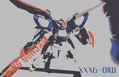 XXXG-01W Wing