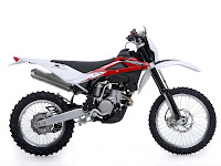 2012 Husqvarna TE250 Motorcycle Photos 2