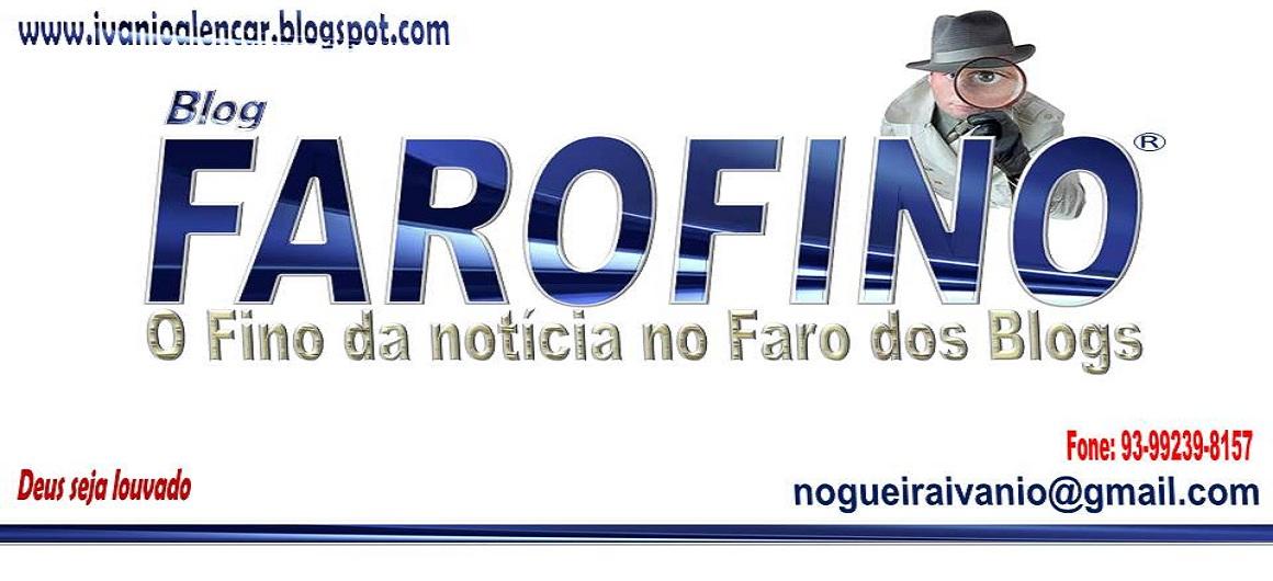 Blog FARO FINO