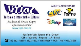 Vijac Turismo - Registro-SP