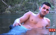 MEET ERIC THE MERMAN: