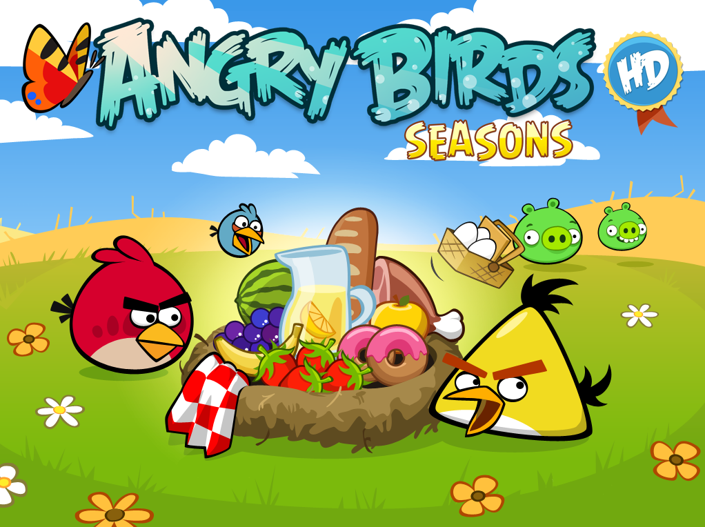 game online free angry birds seasons