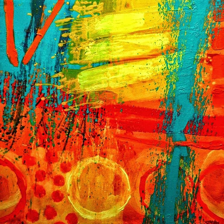 Pintura moderna y fotograf a art stica fotos de cuadros - Fotos cuadros abstractos ...