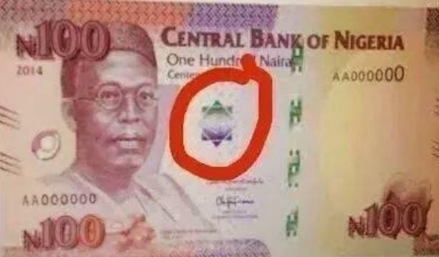illuminati symbol nigerian naira note