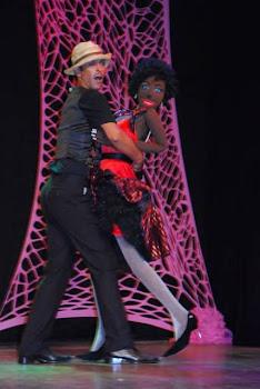 Dançarinos Ani-Mados