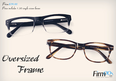 Firmoo Oversized Glasses