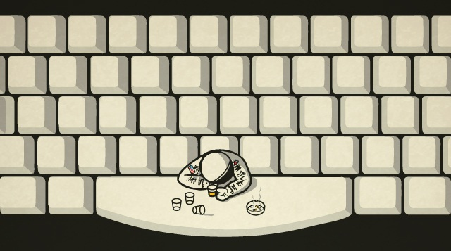 Spacebar, Threadless