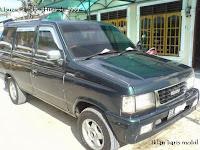 Iklan baris mobil, Dijual - Isuzu panther hi grade 1997