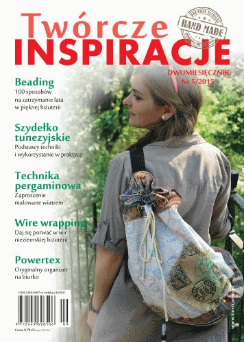 Twórcze Inspiracje nr 5/2015