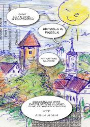 NEU: Kritzeln & Pinseln - Events 2017-2018