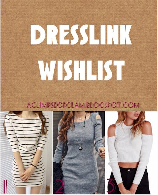 dresslink wishlist aglimpseofglam