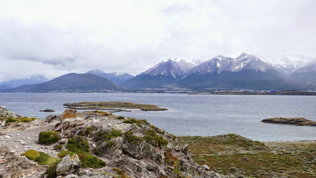 Ushuaia - der Beagle Kanal Bootstrip
