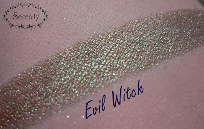 Dreamworld Evil Witch Swatch