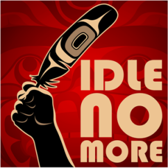 APOYO AL MOVIMIENTO IDLE NO MORE