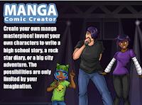 Free Manga Comic Book Creator