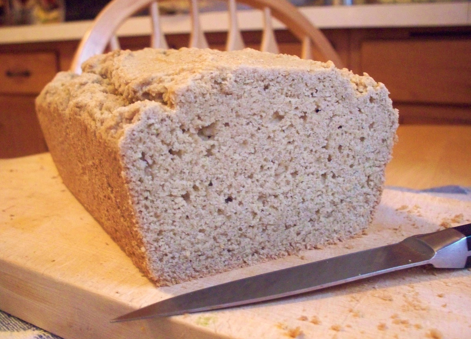 Tweaked: Irish Soda Bread (traditional, gluten free and dairy free ...