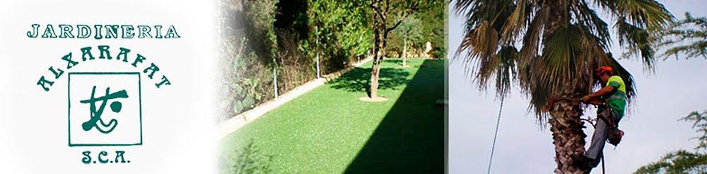 Jardinería Alxarafat